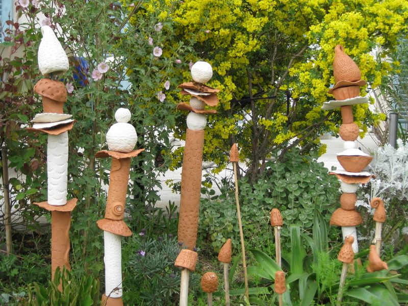 tuteurs- sculptures