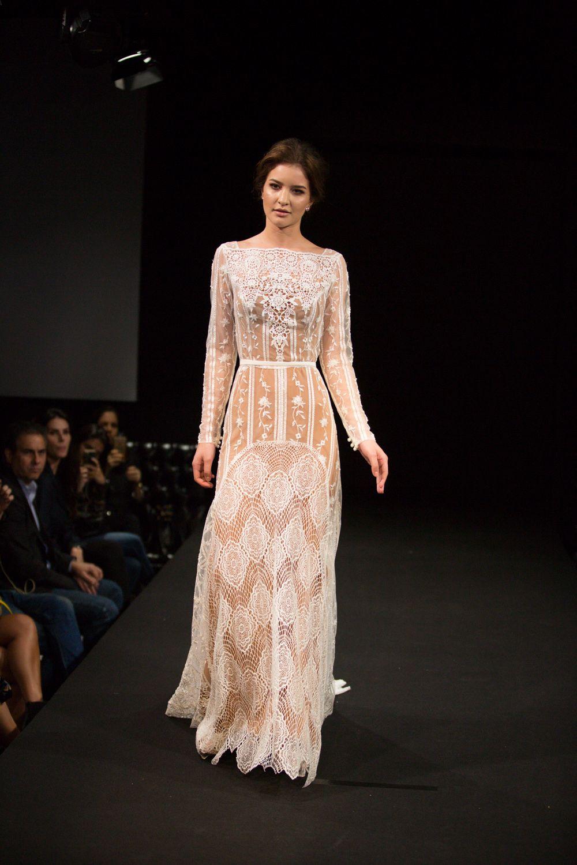 Lethicia bronstein apresenta nova coleção prêtàporter de vestidos