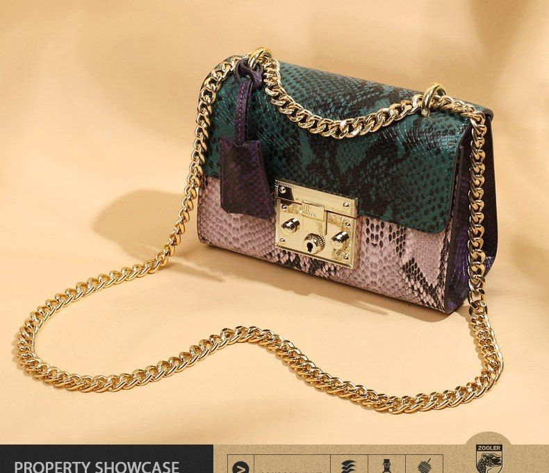 7c9c1affd33 ZOOLER Genuine Leather Bag Women Luxury Handbags Women Bags Designer ...