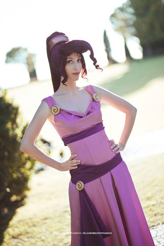 megara hercules disney cosplay costume meg by itasilcostume