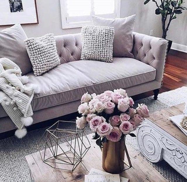 Pin de L O L A en LIVING ROOMS   Pinterest   Decorar salon ...