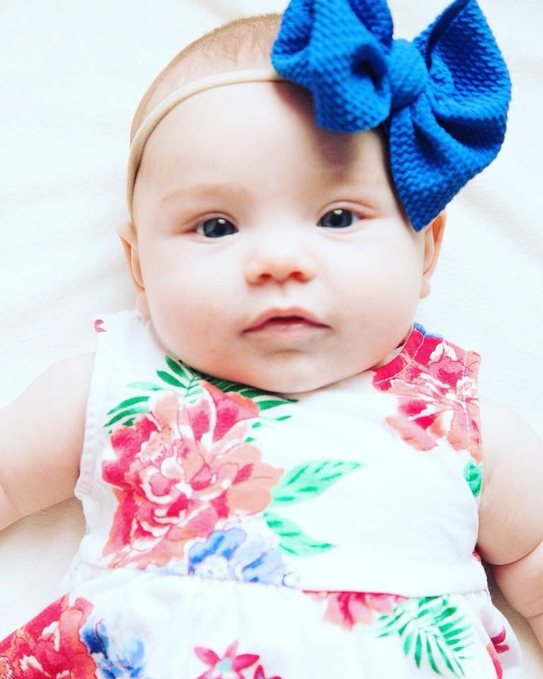 Baby & Toddler Clothing Hair Accessories Clever Newborn Headbands Handmade