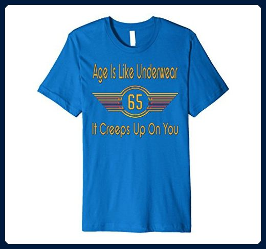 Mens Funny 65th Birthday T Shirts