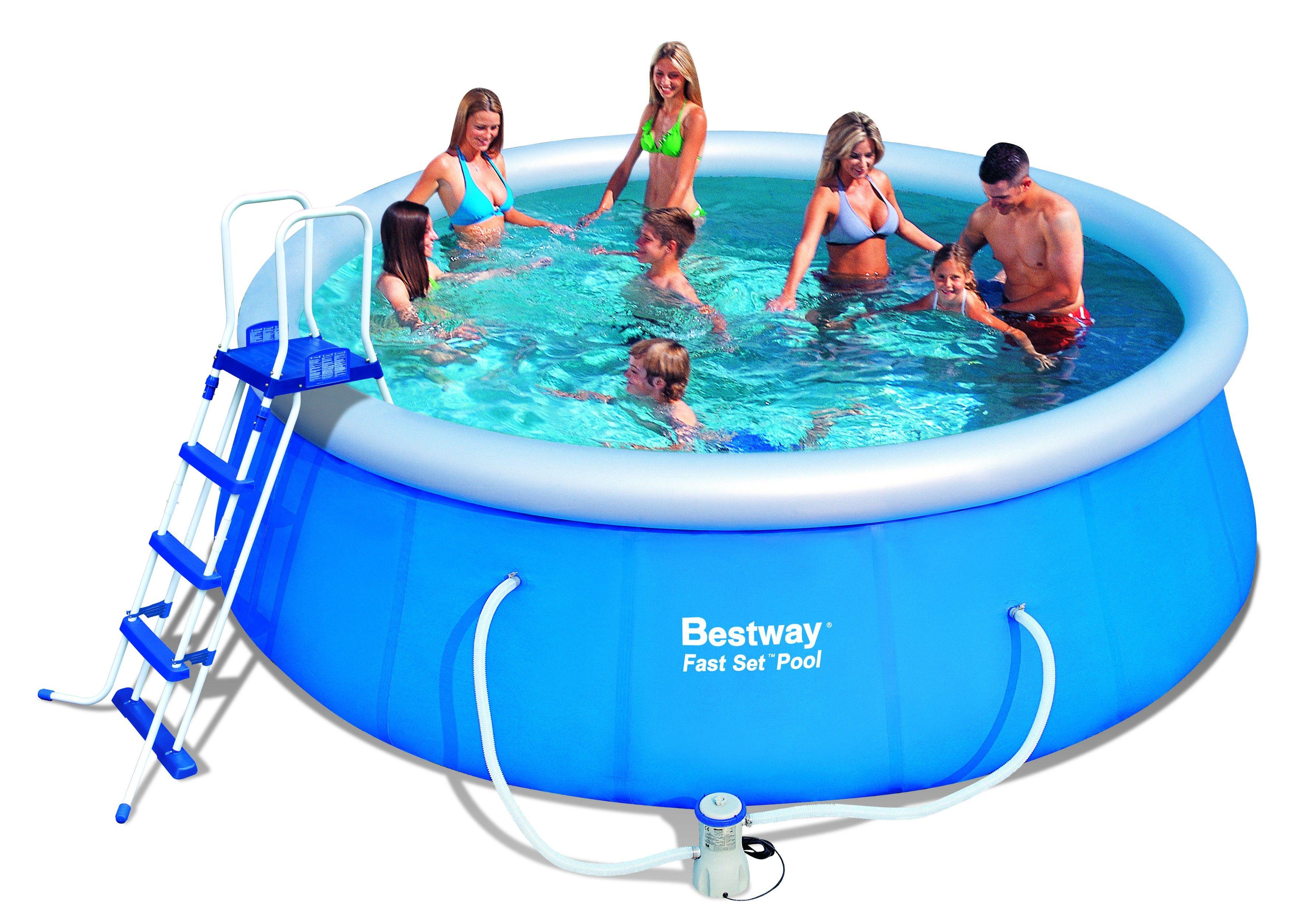 piscine autoportante fast set 457 x 122
