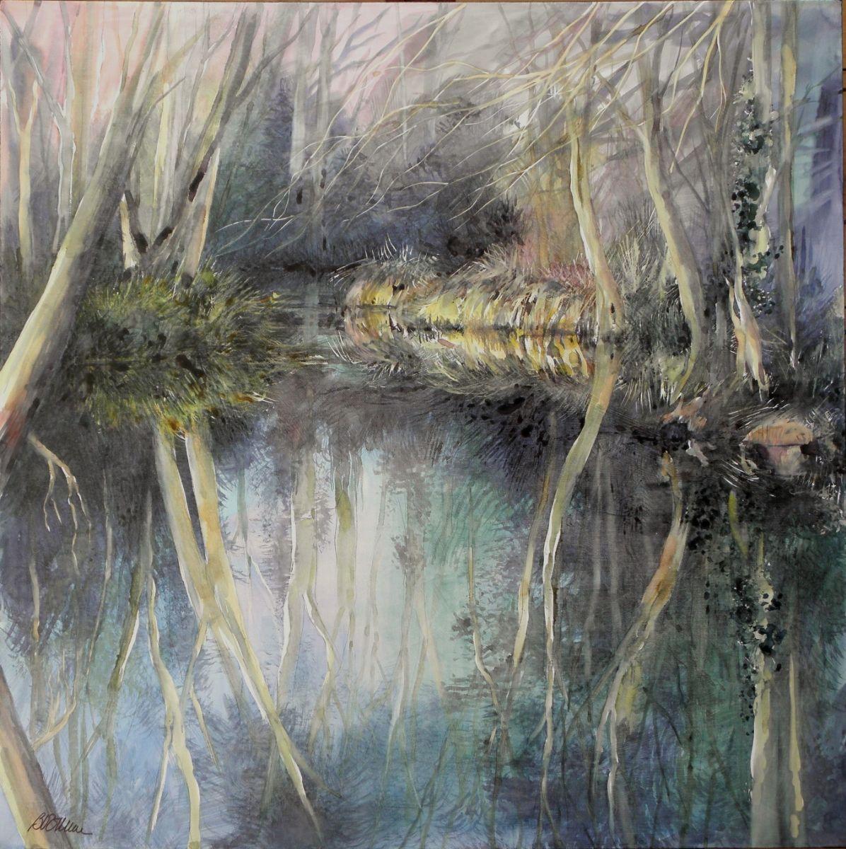 Bernard Vollmy Aquarelles Sur Toile Galerie Vollmy Com