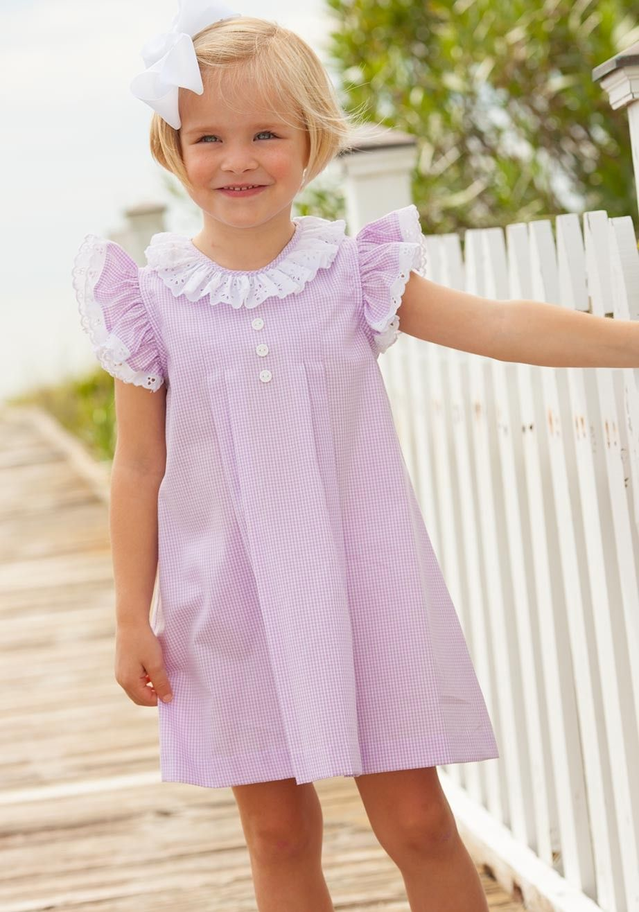 Periwinkle Ella Dress
