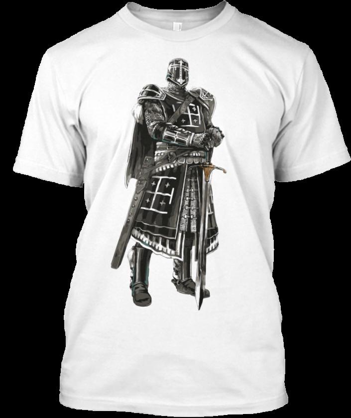 Knights templar teutonic knight t shirt for T shirt design materials