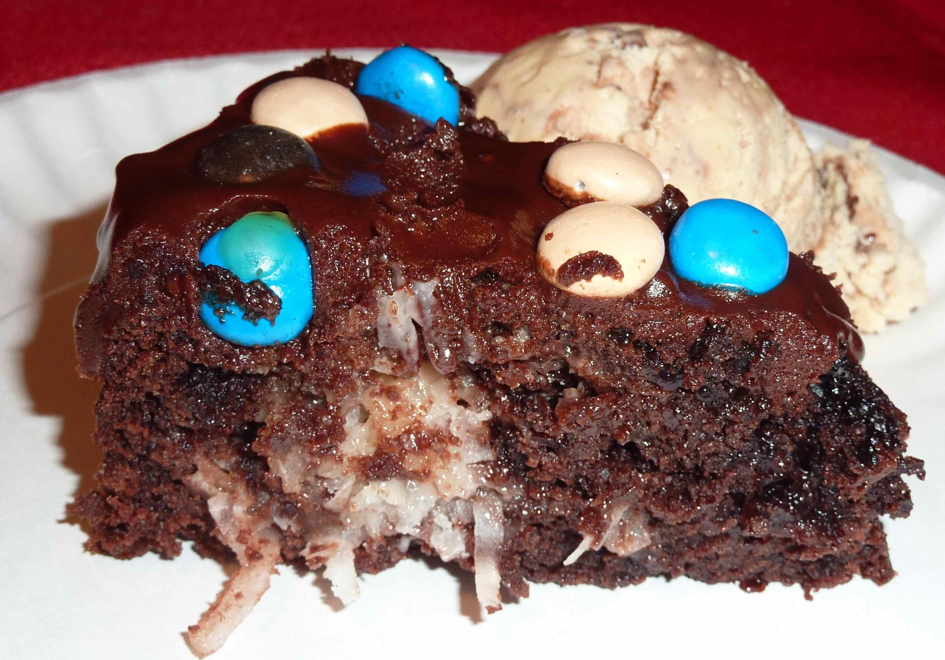 Duncan Hines Cake Mix Extract Coconut Milk
