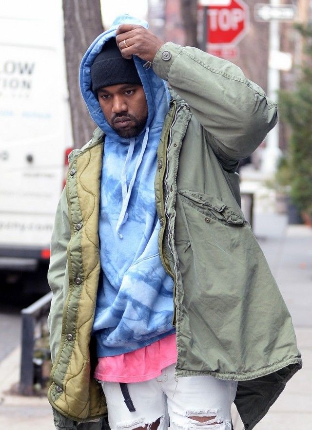 In Defense Of Kanye S Recent Look Color Palette Stunting Kanye West Style Kanye West Preppy Mens Fashion