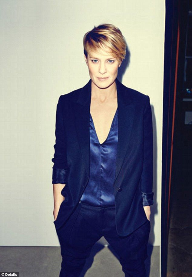 Robin Wright Rejects The Title Cougar Despite 14 Age Gap With Fiance