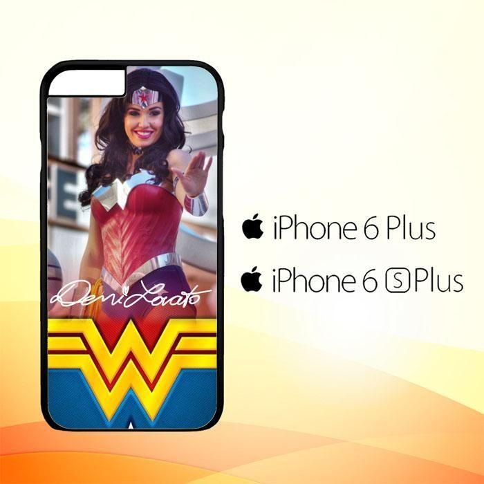 Demi Lovato Women X2428 iPhone 6 Plus   6S Plus Case