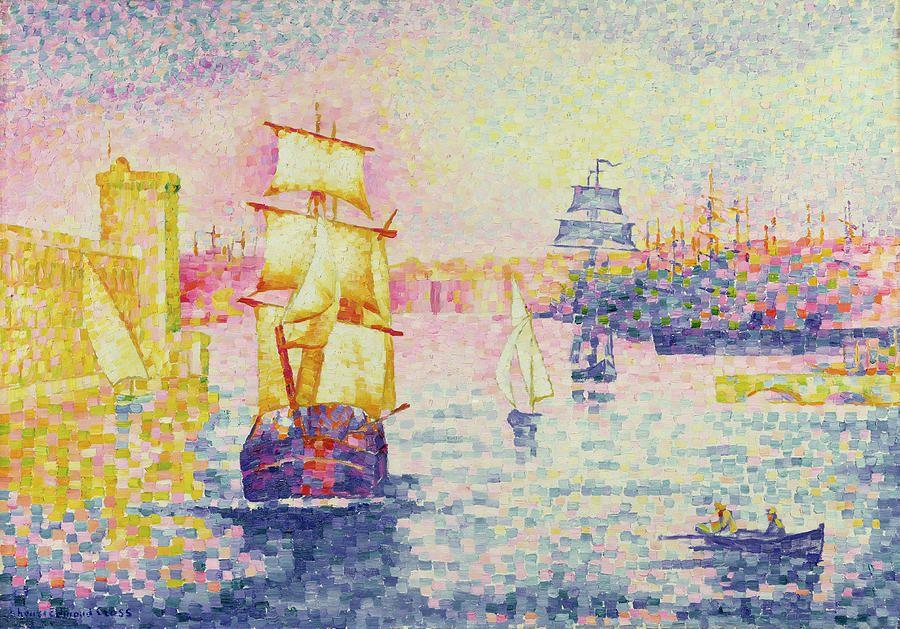 Картинки по запросу henri edmond cross paintings