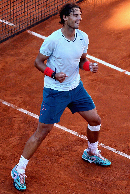 Rafaholics - Rafael Nadal Fan Site: Rome: FINAL Celebratory HQ Photos
