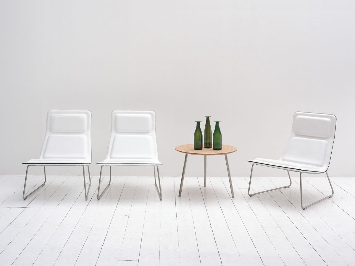 Cappellini Sedie ~ Giulio cappellini on tulip armchair for ad germany minimalist at