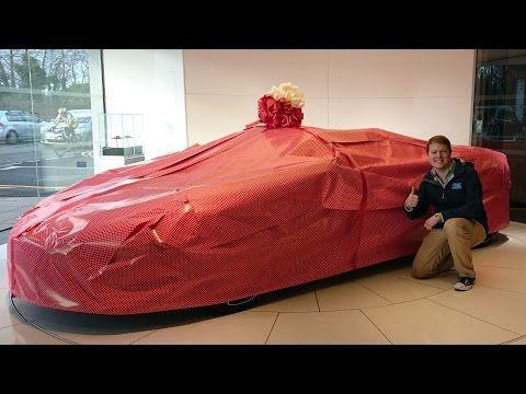Supercar Christmas Present - NEW Shmeemobile 2015 - YouTube