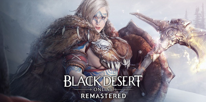 Black Desert Online Announces Release Date For New Guardian Class Mmo Release Date Guardian