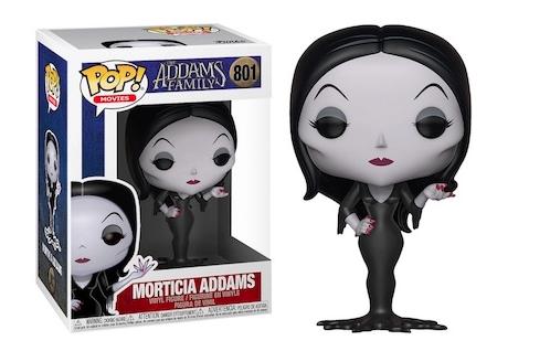 TV Morticia The Addams Family Funko Pop