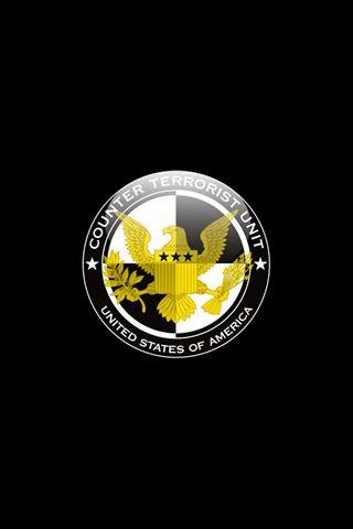 CTU 24 Counter Terrorist Unit WINDOW Sticker USA