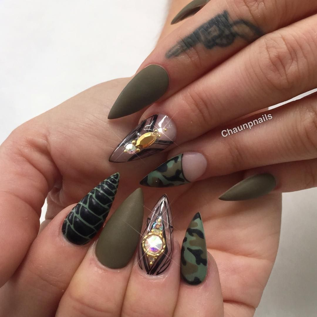 Another look at these | Nails | Pinterest