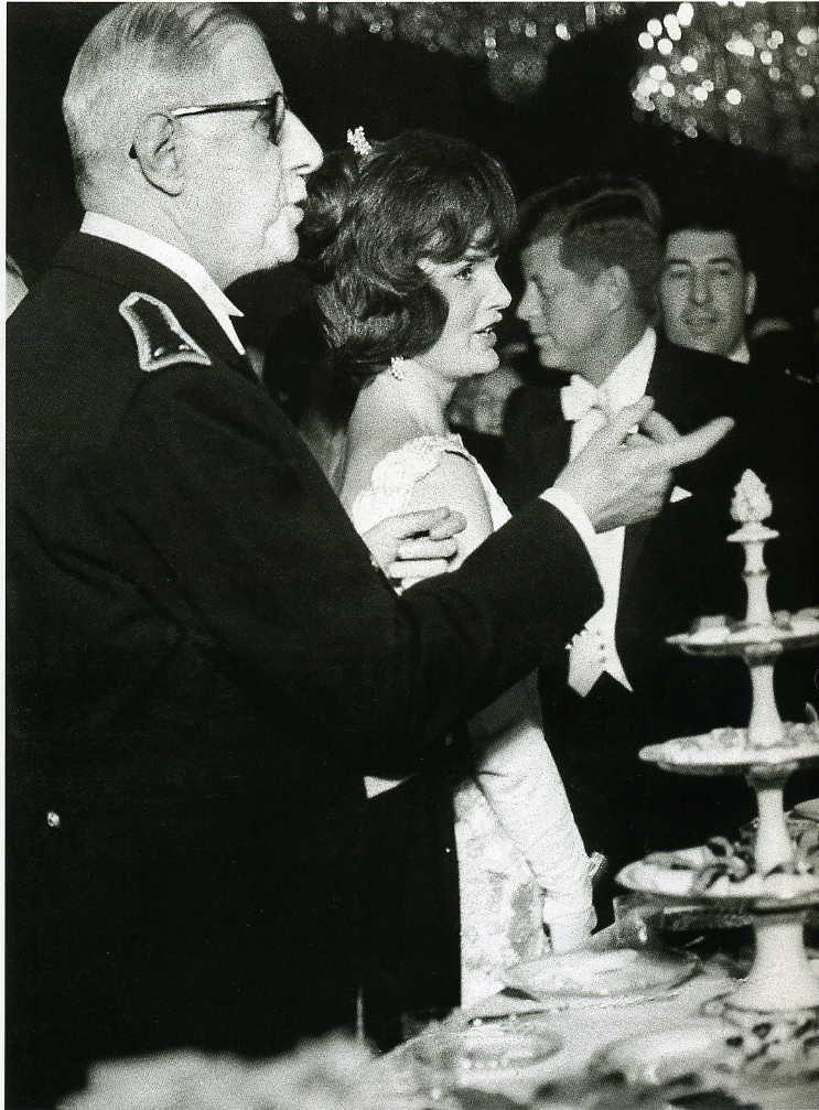 JFK the man who accompanied Jackie Bouvier Kennedy to Paris