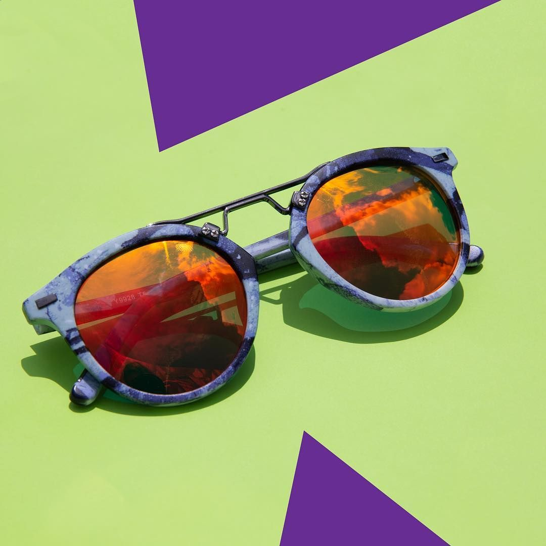 Keep your style up and shop from our 2018 sunglasses