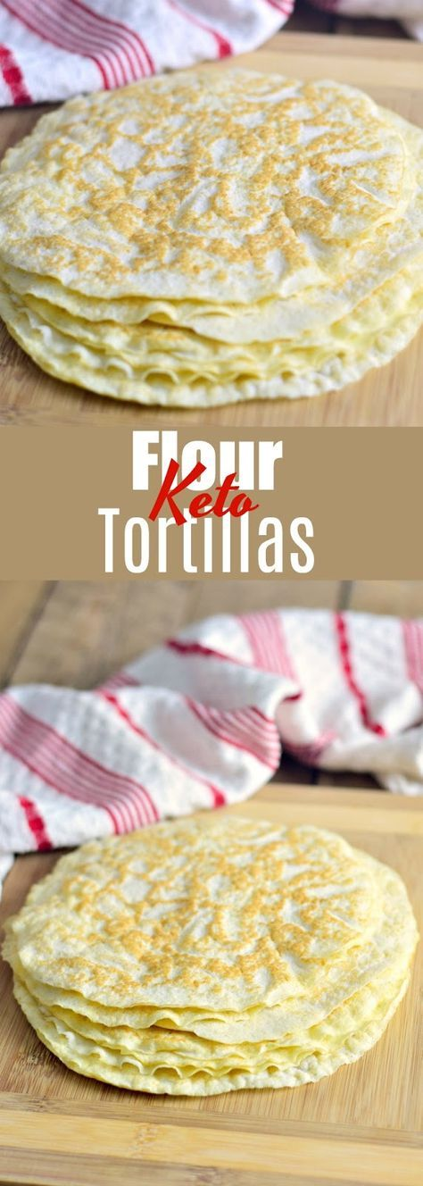 Now you can indulge in your favorite Mexican food dishes with this Keto Flour Tortilla recipe. Tacos, fajitas, enchiladas, and more are waiting for you! #mexican #mexicanfood #keto #lowcarb #bread #tortilla #easy #recipe | bobbiskozykitchen.com #easymexicanfoodrecipes