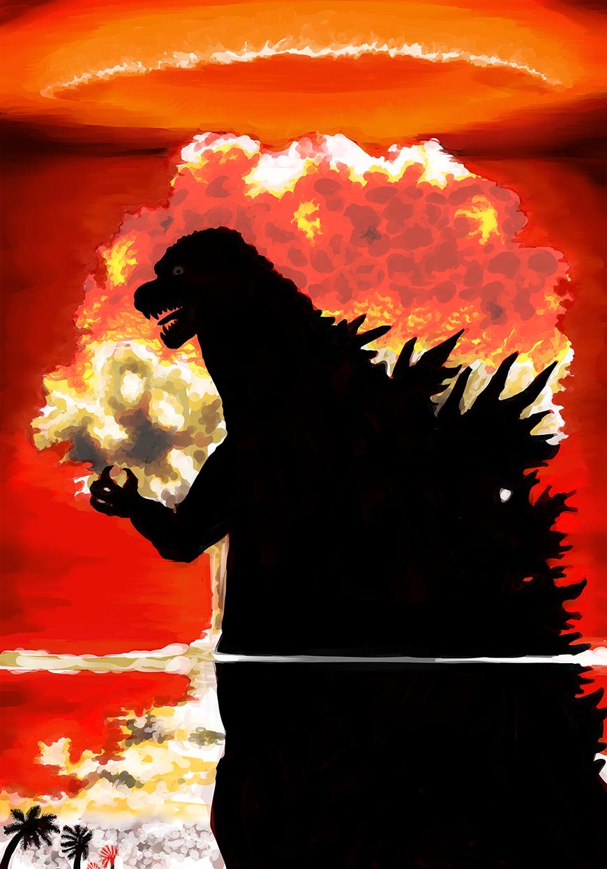 Godzilla! ゴジラ