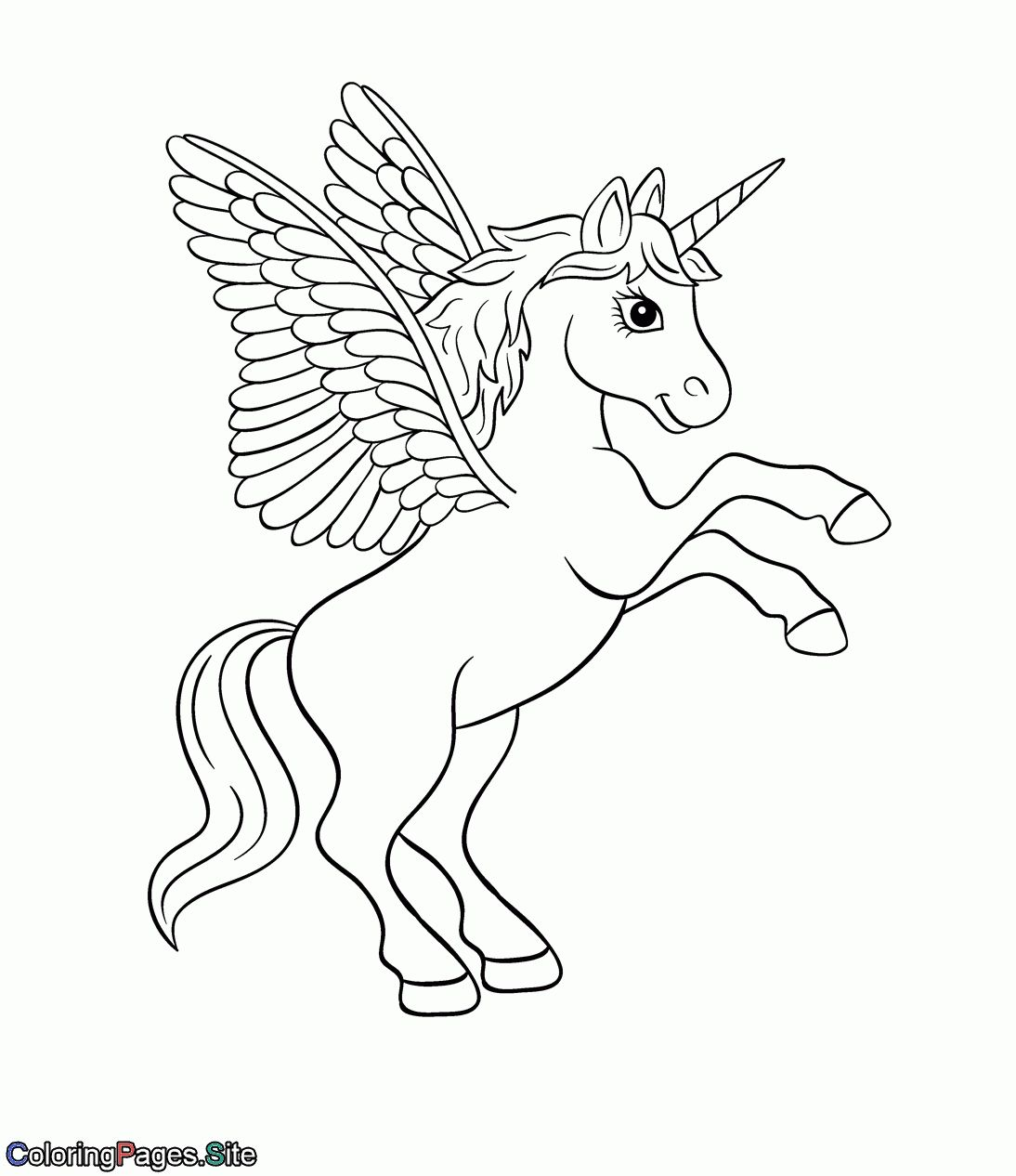 Coloring Pages Unicorn With Wings Coloring Pages Unicorn Pegasus Coloring Pages Unicorn Unicorn Coloring Pages Unicorn Pictures To Color Horse Coloring Pages