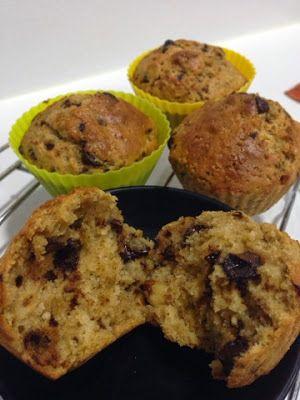 Air-fryer Coffee Muffins | [a] (--)