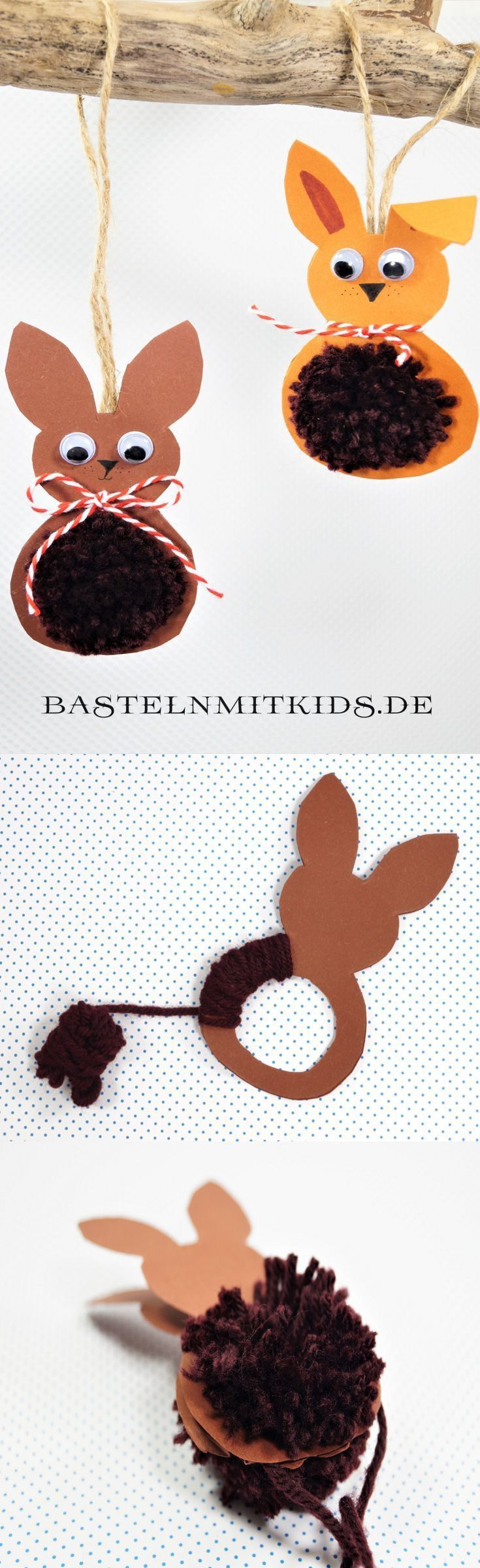 Photo of Crafts with children in spring and for Easter * Mission Mom