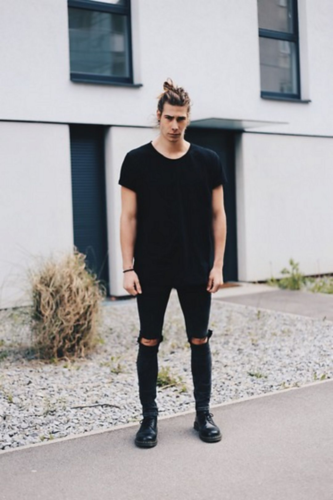 fantastic edgy style for men look handsome