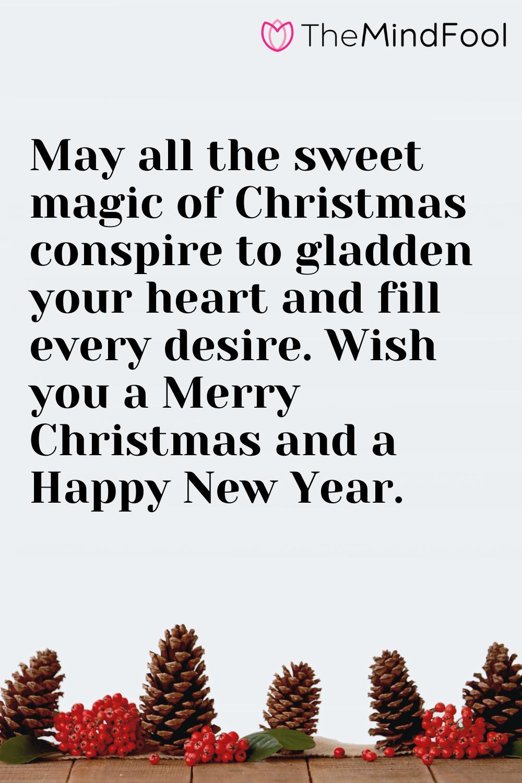 Christmas Wishes Sweet Magic Christmas Magic Christmas Wishes