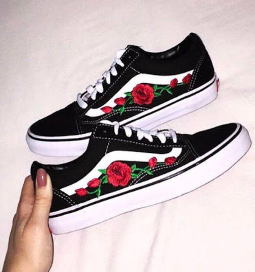 78b509a702f Vans Rose