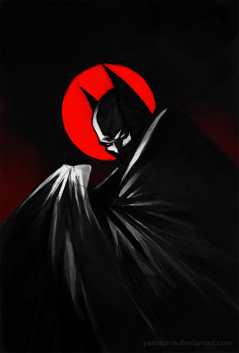 Batman TAS by YamaOrce on DeviantArt