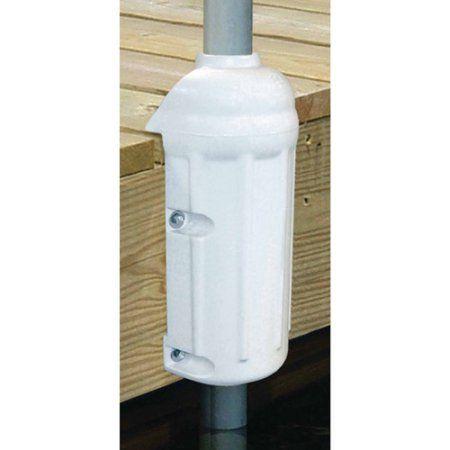 Boat Dock Pole Bumper Pipe Fender Protection Marine Grade Vinyl