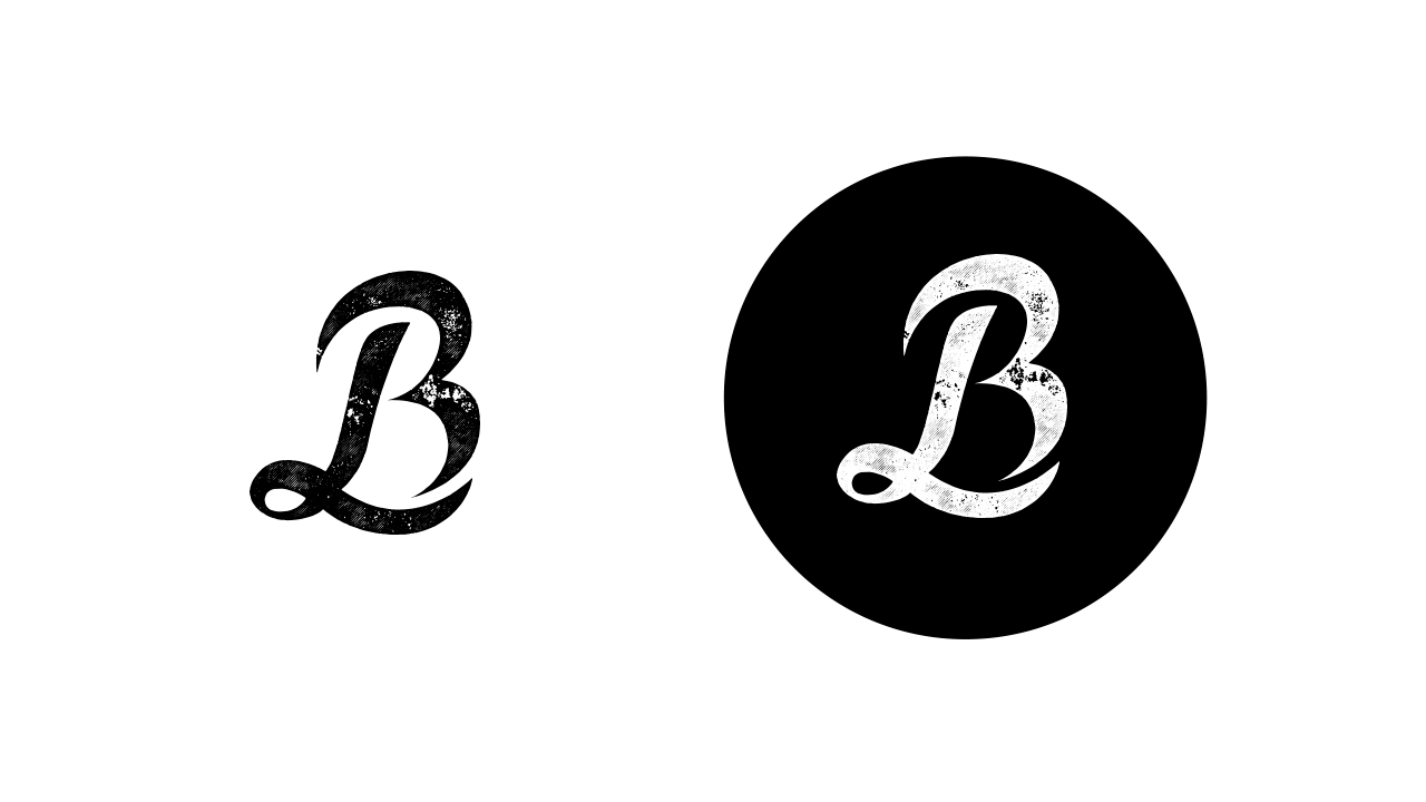 BL #logo #typography #design #graphicDesign #lettering # ...