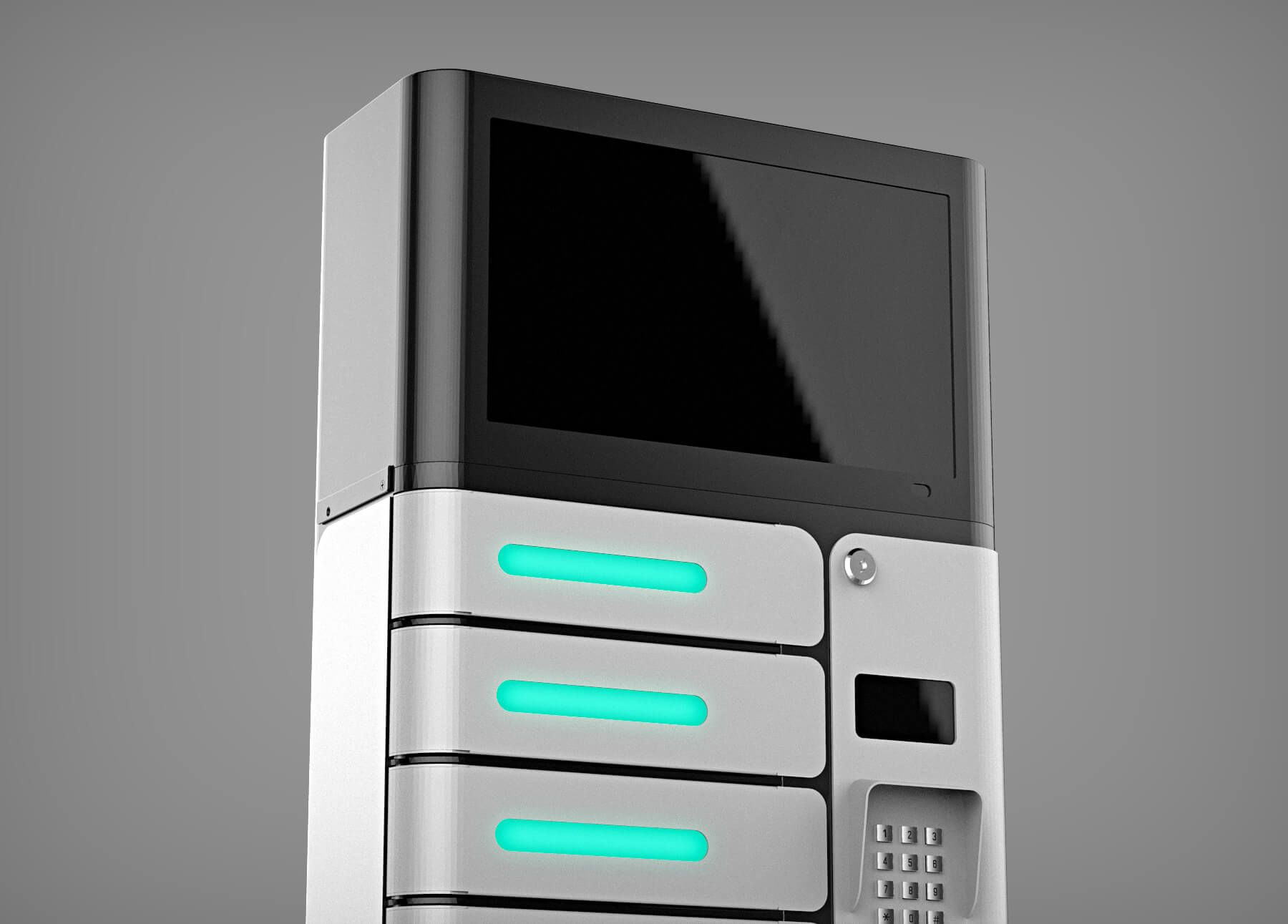 Cell Phone Locker In 2020 Cell Phone Charging Station Phone Charging Phone Charging Stations