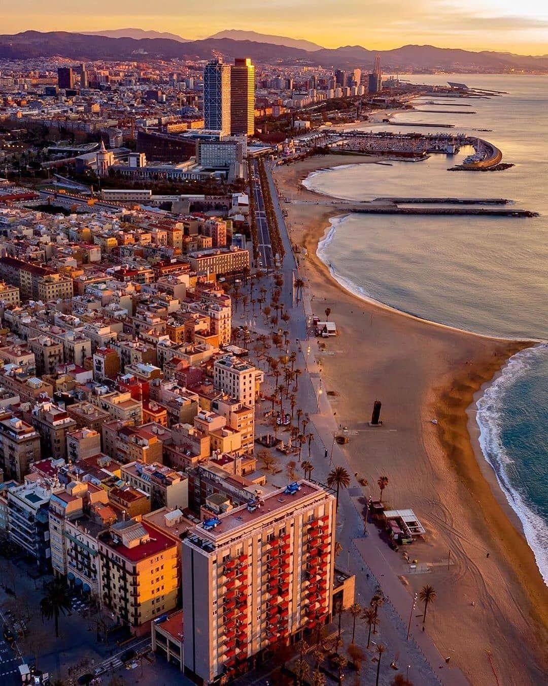 Best views Barcelona😘👍 #barcelona #italya #bestvacations #bestview #best #travelawesome #traveller #travelling #travel...
