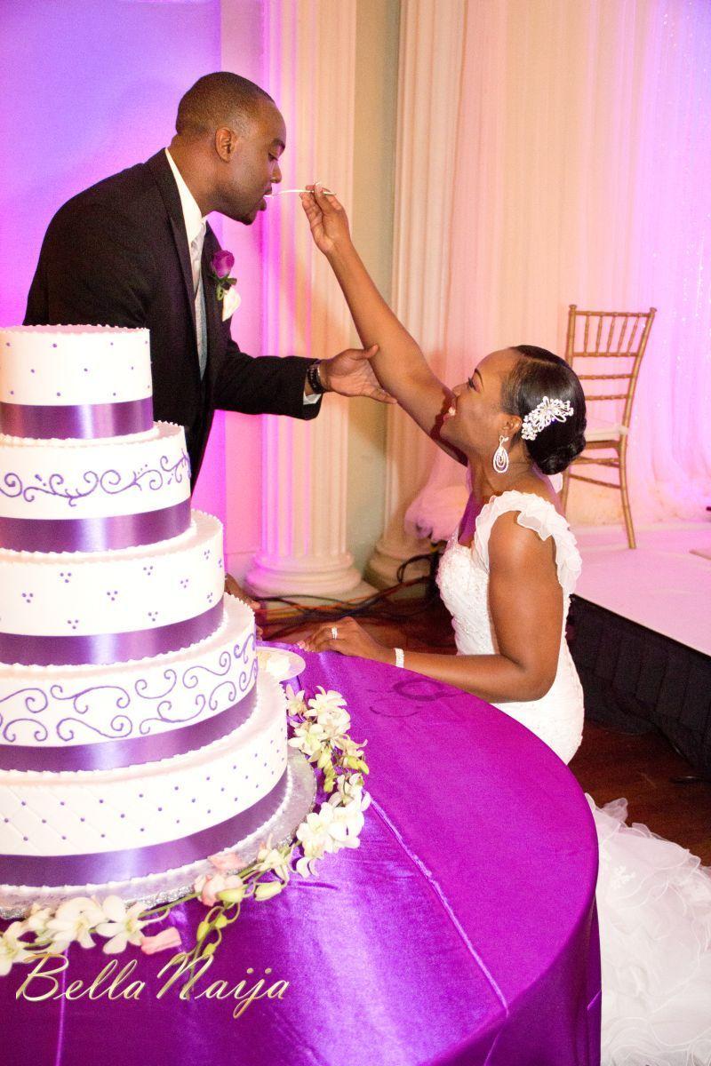 Seun Maduka & Damola Adegoke White Wedding - December 2012 ...