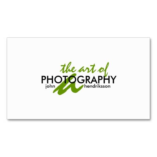 Photograper profile card with qr barcode business card this great photograper profile card with qr barcode colourmoves Gallery