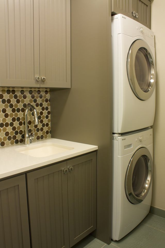 Love The Backsplash For The Laundry Room With Images Laundry