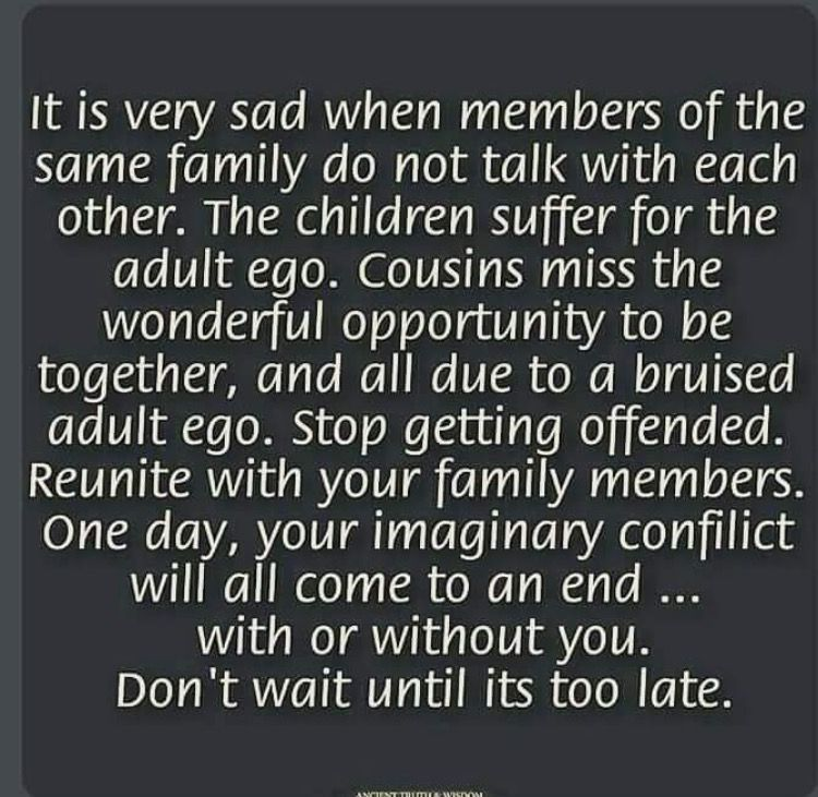 Divided Families | Life quotes family, Broken family quotes ...