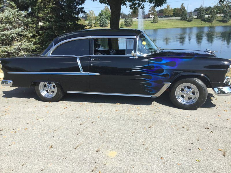 1955 Chevrolet Belair 210 For Sale By Owner Columbus Oh