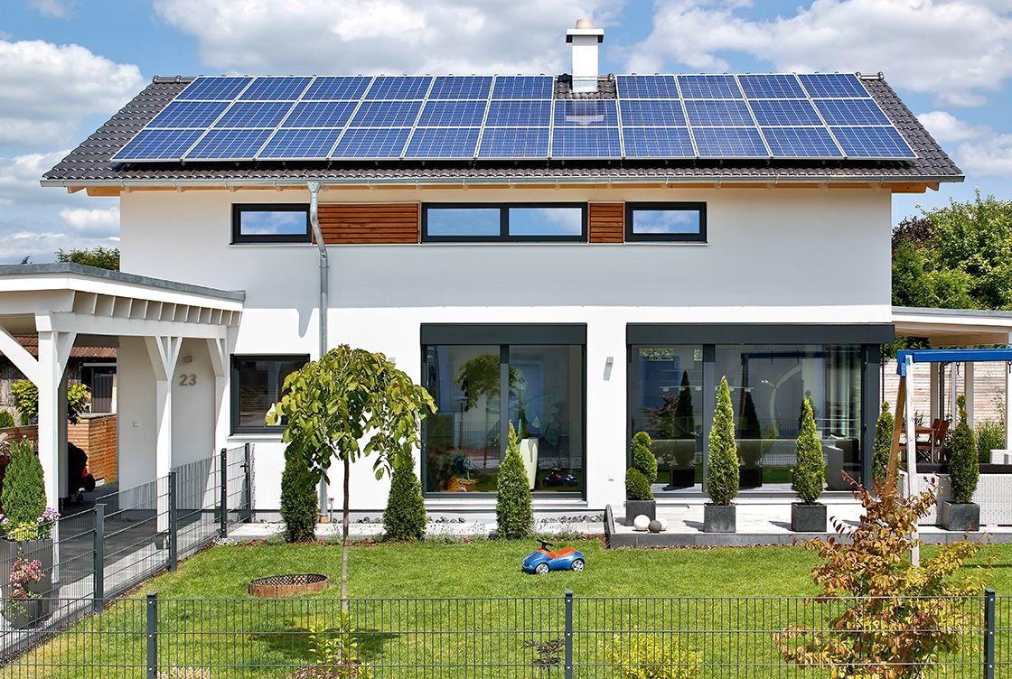 Regnauer Vitalhaus Bruckberg | neues Haus | Pinterest | Haus bauen ...
