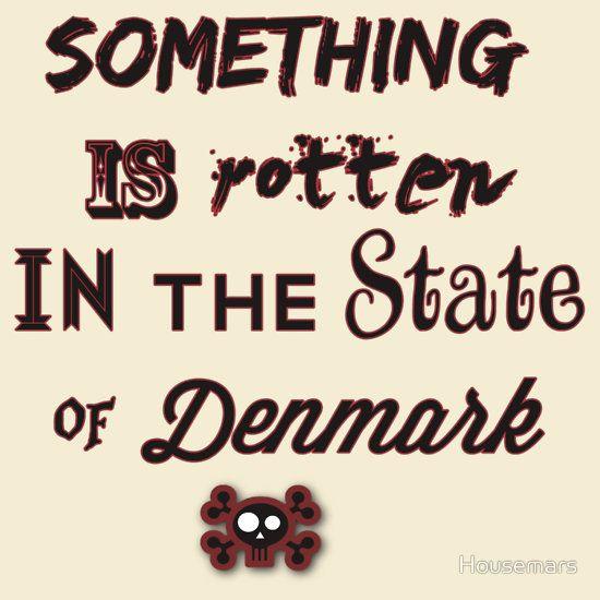 hamlet state of denmark