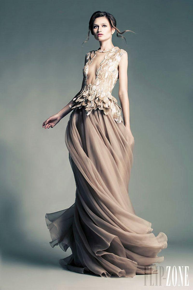 Daenerys Targaryen - Jean Louis Sabaji Haute Couture spring 2013