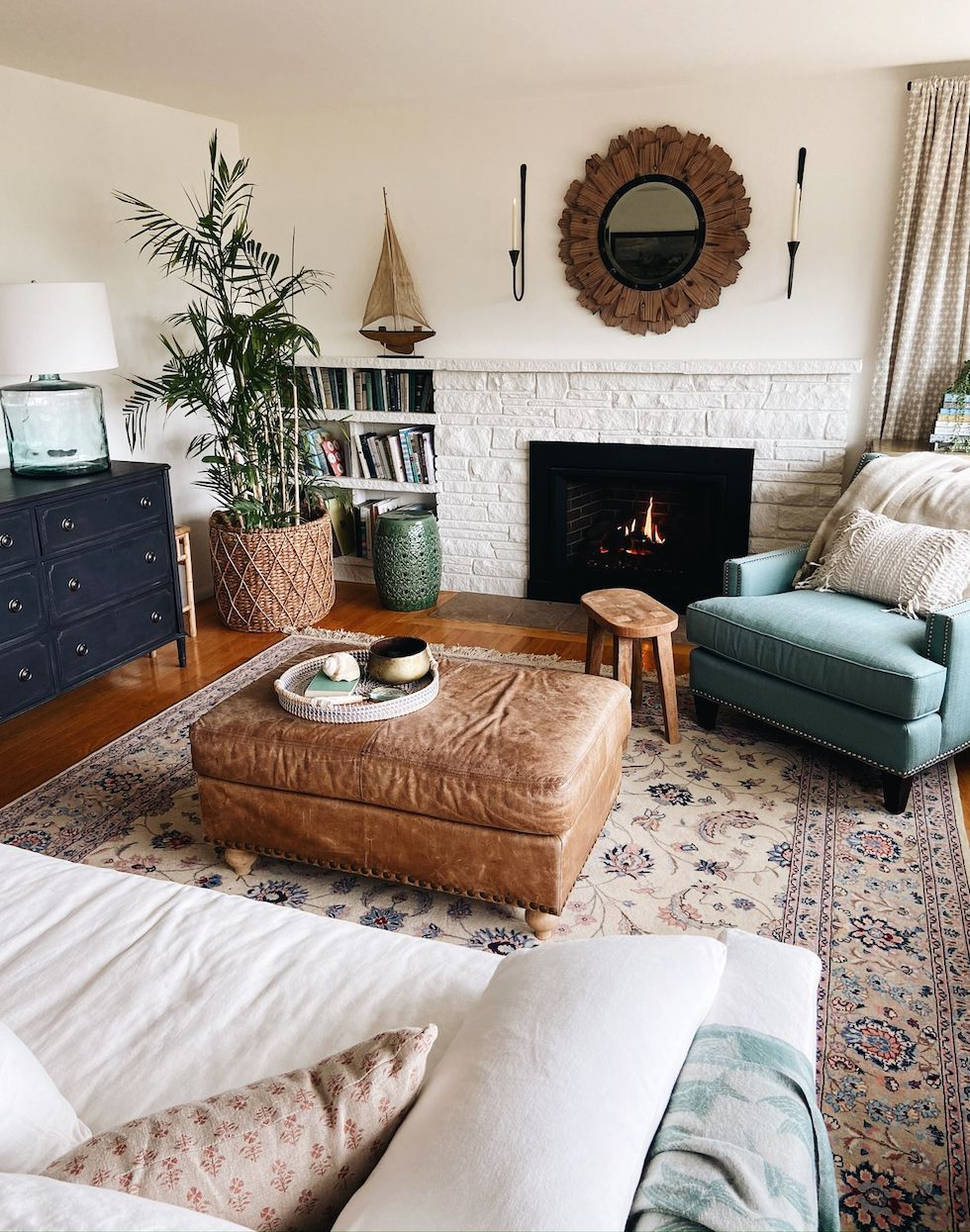 Tips To Decorate Your Fall Living Room The Inspired Room Fall Living Room Room Inspiration Living Room Decor Apartment