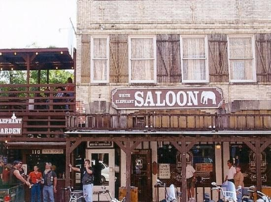 White Elephant Saloon Fort Worth Stockyards Deep In My