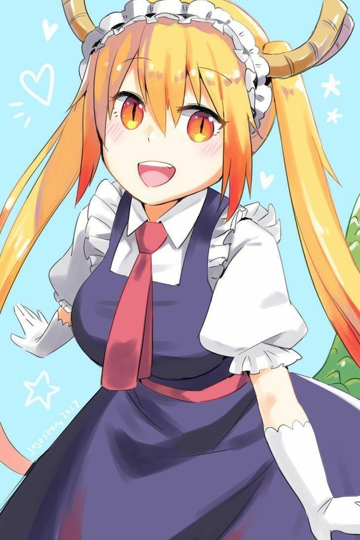 Pin by josseline gordillo on anime | Dragon maid manga ...