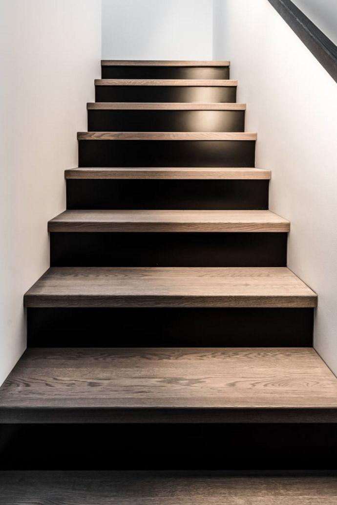 Best Black Wood Stair Design Escalier Bois Deco Escalier Escaliers Maison 400 x 300